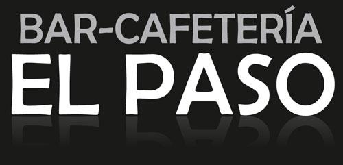 Bar, Cafetería El Paso