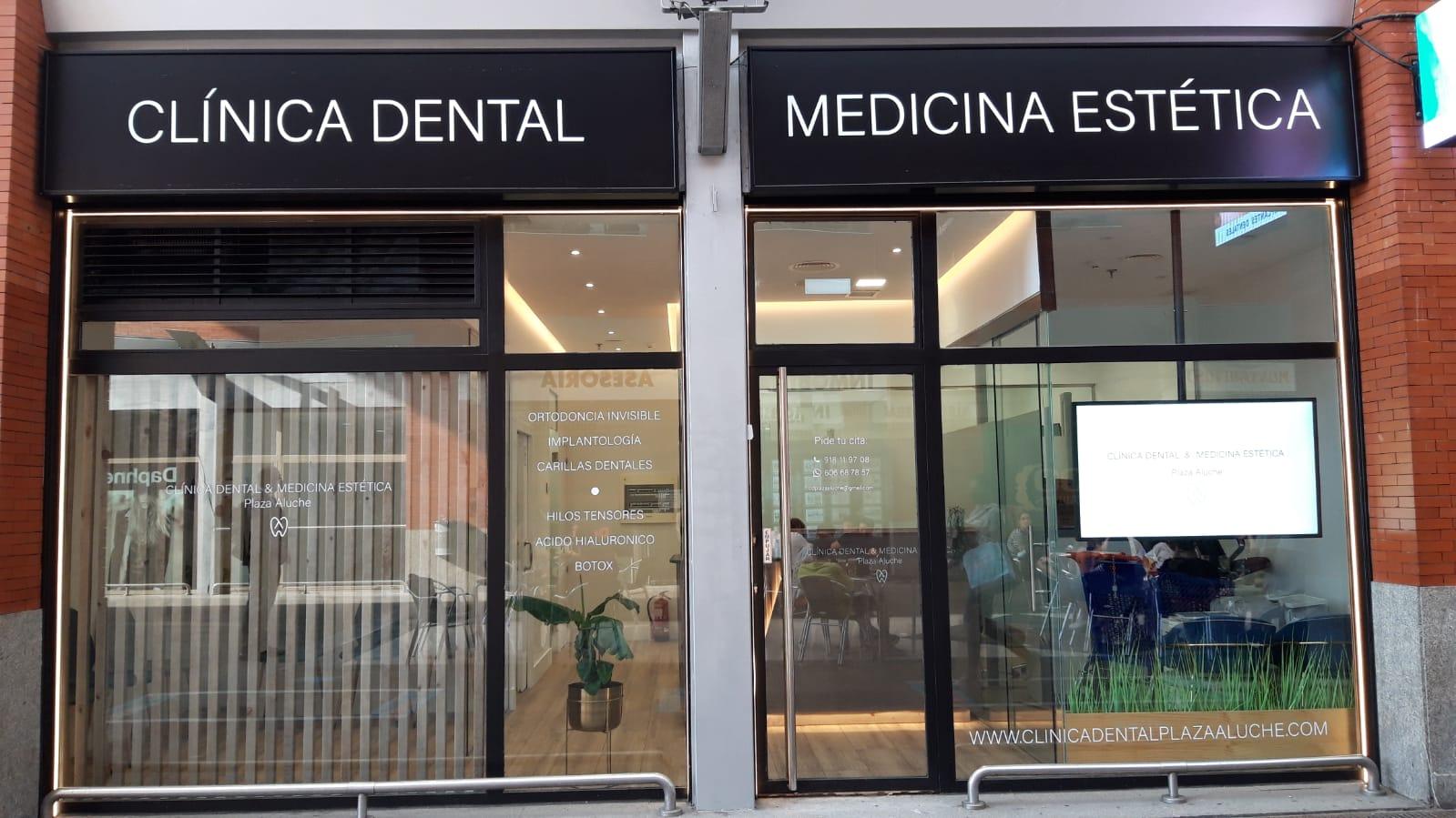 Clinica dental y medicina estetica plaza de aluche