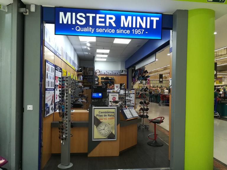 Mister minit frente