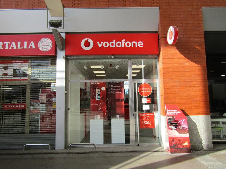 Vodafone frente