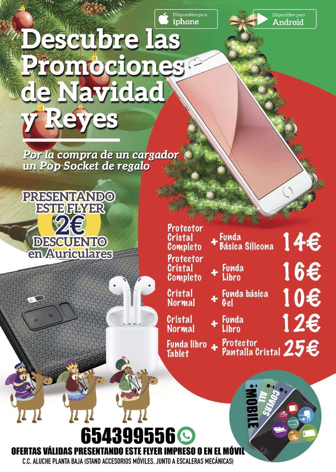Descubre las Promociones de Navidad y Reyes