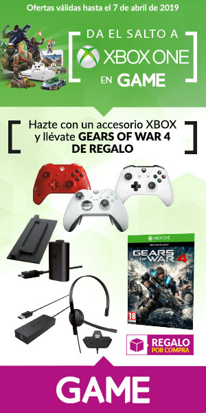 Xbox accesorios