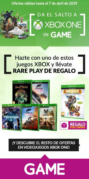 Xbox Juegos + rare replay