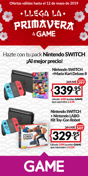 Nintendo Switch  + Mario Kart 8 Deluxe / Nintendo Switch  + Nintendo Labo: Toy-Con Kit de Robot