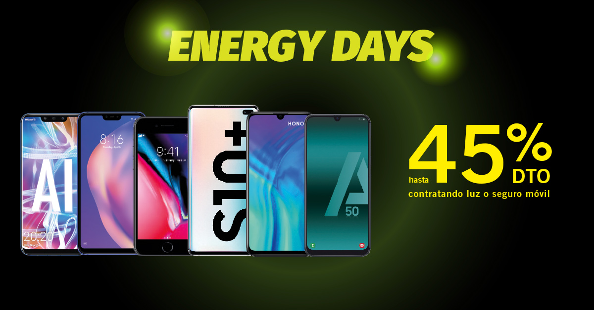 Energy Days en Phone House