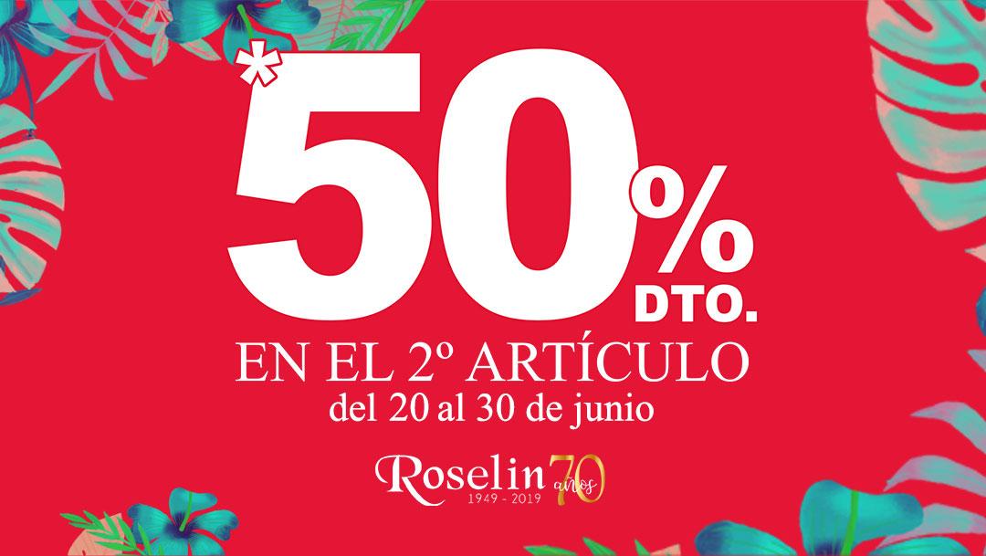 Celebramos el 70 aniversario de Roselin