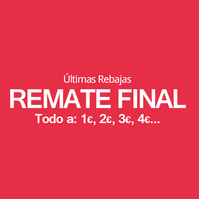 Remate final en Carrefour