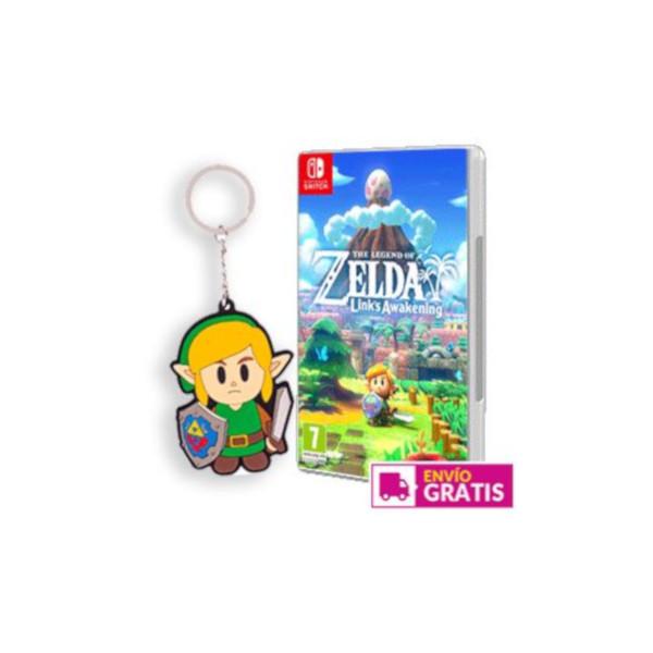 Consigue el nuevo juego de Zelda en Game