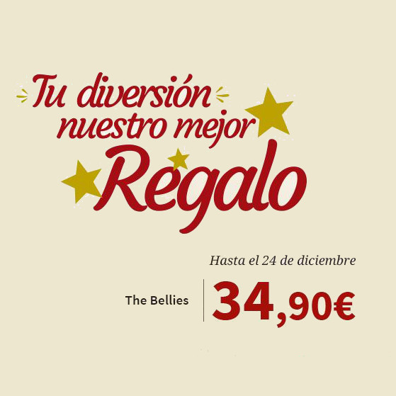 Tus juguetes The Bellies por 34,90€ en Carrefour