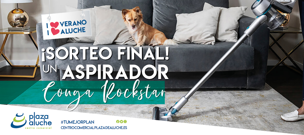 Aluche_sorteo aspirador_imagen twitter