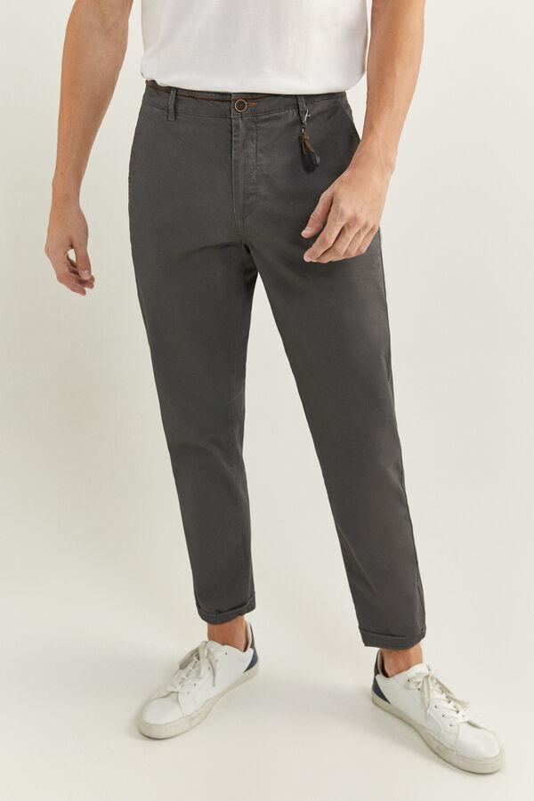 Pantalones chinos springfield plaza de aluche