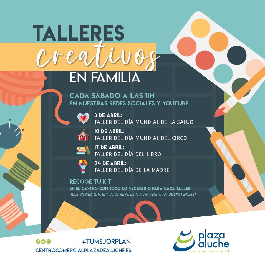 Aluche_talleres creativos_abr_900x900