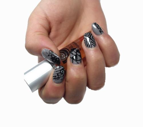 Sesion nail art nails factory
