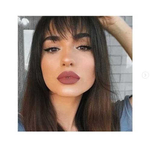 Flequillos cortos tendencias_pelo_maquillaje