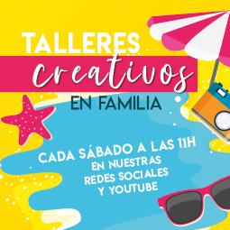 Aluche_talleres creativos_agosto_destacado noticias