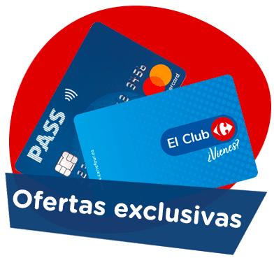 Ofertas exclusivas tarjeta