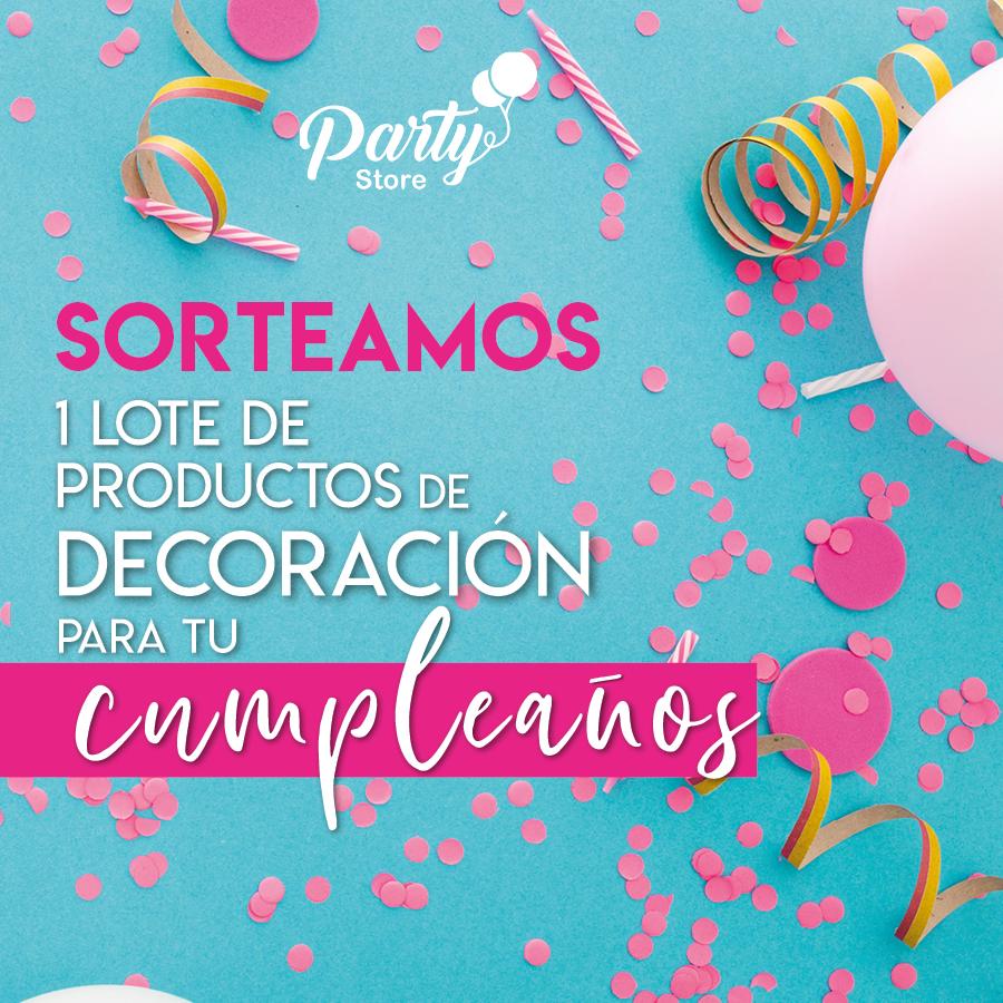 Aluche_sorteo party store_interior noticias
