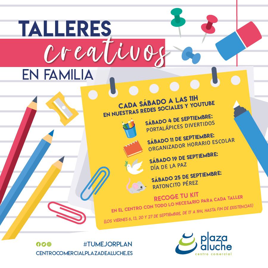 Aluche_talleres creativos_septiembre_900x900